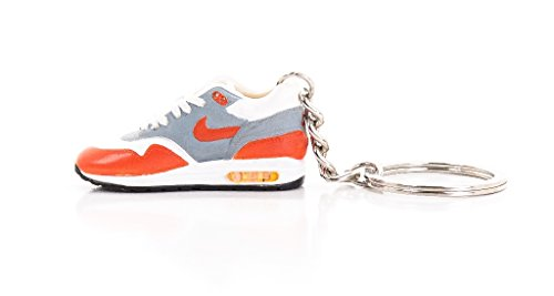 Air Max 1 3D Keyring / Keychain - Red / White