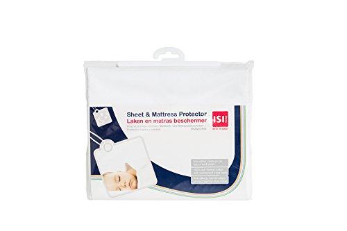 ISI Mini Spannbettlaken Kinderbett-Matratzenschutz - Isi Mini