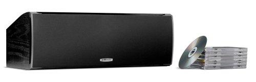 Polk Audio CSi A4 Center-Lautsprecher, schwarz