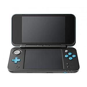 New Nintendo 2DS XL Handheld Spielekonsole Klappbar NFC 4,88′ Bildschirm