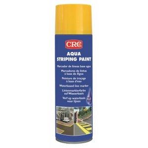 CRC 31899-aa Profi Aqua Malerei Striping Paint weiß 500ml (Paint Striping)