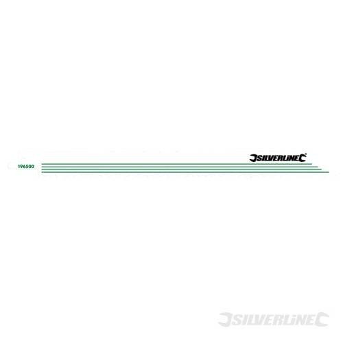 silverline-196500-ensemble-5-lames-de-scie-sabre-5-tpi-240-mm