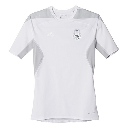 6358bb3ddd4c1 Adidas – Maglietta Real Madrid Club de Futbol TF Cool a Maniche Corte