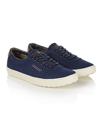 navy-barbour-mens-wallsend-shoes-navy-canvas-navy-size-8