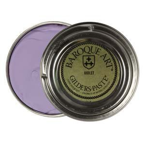 Pâte de doreur art baroque - Violet - 42,5 g