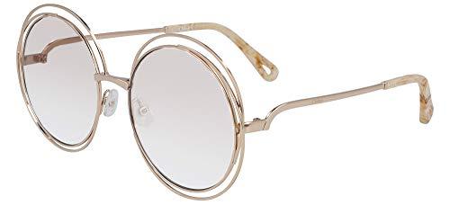 Chloé Brillen CARLINA CE2152 ROSE GOLD/LIGHT GREY COSMETIC LENSES Damenbrillen
