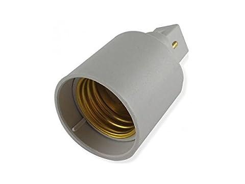 P.E. Adapter G24 - E27 Nur für