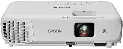 Epson EB-S05 Videoproiettore 3LCD, SVGA da 3.300 lumen, Bianco