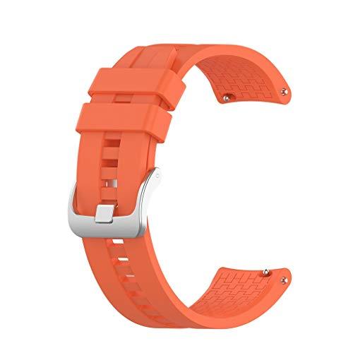 NEU! Uhrenarmband für Huawei Watch GT, Tensay Smartwatch Zubehör Weiches Silikon Ersatz Armband Sport Gurt Armband für Honor Magic 46mm