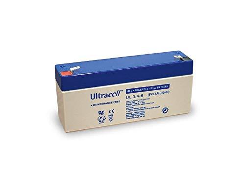 Batterie Compatible Tondeuse rl2000 rl-2000 24 V 2x 12 V 22ah AGM plomb sans entretien