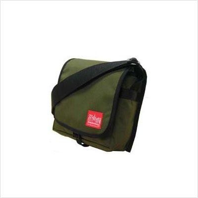 Manhattan Portage Unisex Erwachsene DJ Bag XSM Tasche, schwarz, One Size