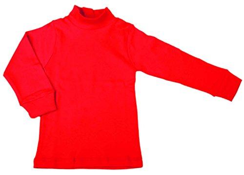 BabyVip - Rollkragenpullover Junge Mädchen Neugeborenes Baby 100% Baumwolle Hot - 2-3Jahre (Herren-mock Rollkragenpullover Baumwolle)