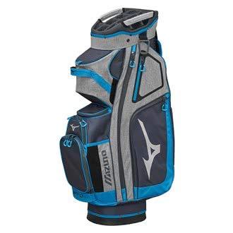 Mizuno brd4C Golftasche, Unisex Erwachsene, grau/blau -