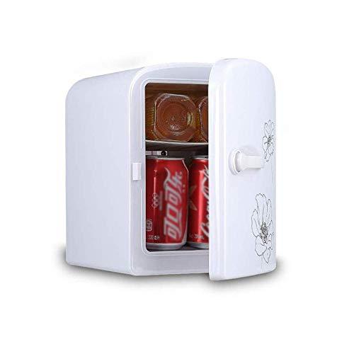 LPC Mini Refrigerador Y Calentador De 4 litros - Refrigerador Termoeléctrico De...