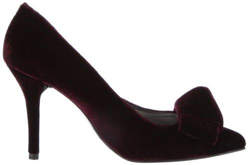 Stuart Weitzman Lasagna 39 Damen Pumps Violett/plum velvet