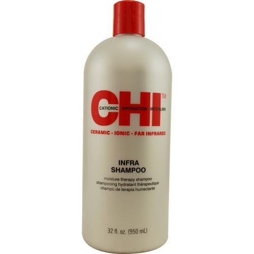 CHI by CHI INFRA SHAMPOO MOISTURE THERAPY 32 OZ
