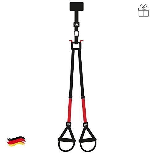 Slingz Schlingentrainer Produktfamilie (Slingz Rot)