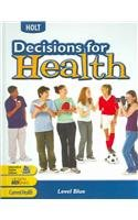 Decisions for Health: Level Blue