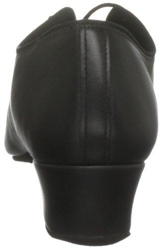 International Dance Shoes Spanish Tango INUFT0432, Chaussures de danse homme Noir (noir Calf)
