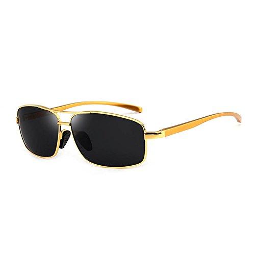 RPFU Gafas De Sol De Conducción Y Caminadas Cuadradas Polarizadas De  Aluminio. 13605a212e55
