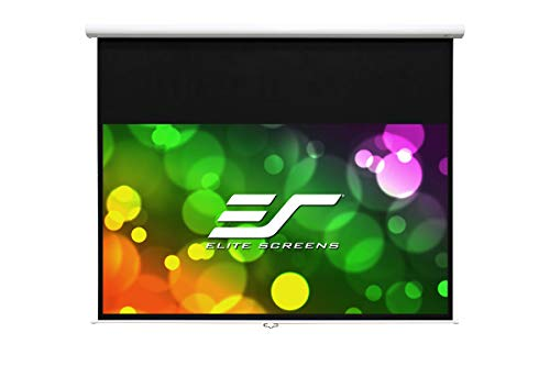 Elite Screens Rolloleinwand Premium Manual HT 244 x 137 cm, 16:9 Format 110 Zoll, M110HTSR2-E20 Elite Screens Manual