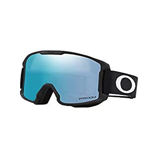 Oakley Kinder Schneebrille Line Miner Matte Black Youth