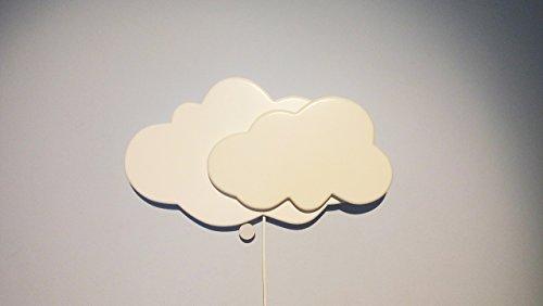 Schlummerleuchte im Wolken-Design