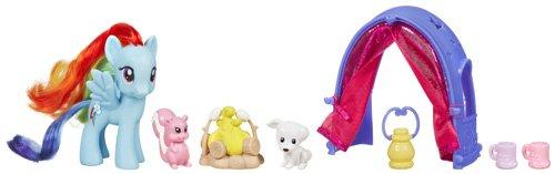 Hasbro 31301 - My Little Pony Themenset - Rainbow dash (Mein Rainbow Dash Pony)