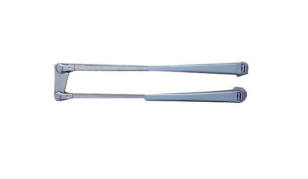 Aisi 316 Marine Grade Stainless Steel Boat Windscreen Wiper Parallel Arm 16 Sport Freizeit