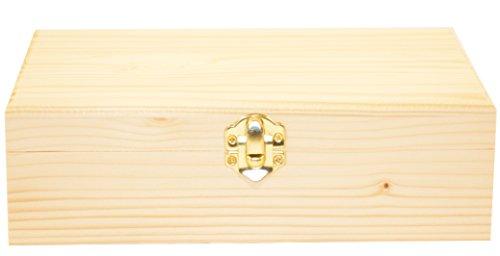 Darice 9151–58Rechteck Holz Box 8.25