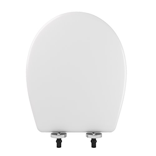 cokil Toilet Seat with Cover U/V/O Shape Soft Close Quick Release Easy Cleaning WC-Sitze - Soft-close Seat-cover