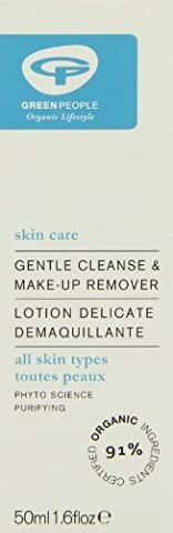 Green People Gentle Cleanse & Make-up Remover