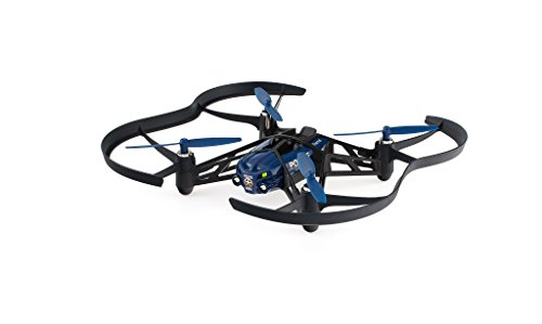 Parrot Airborne Night Drone Mac Lane blau -