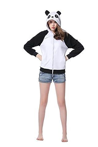 Veste Blouson Transition Jacket Sweats à Capuche Cosplay Vêtement Cartoon