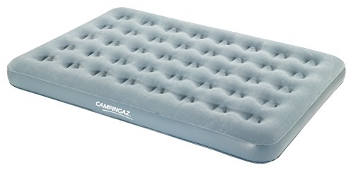 Campingaz Airbed Quickbed, Camping Mat, Flocked Air Bed, Inflatable Air Mattress, Blow Up Bed for Indoor and Outdoor Use