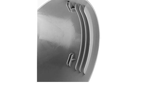 PerGrate Auspuffschlauch-Verbindungsst/ück f/ür tragbaren Klimaanlagen-Fenster-Adapter f/ür Shinco Klimaanlage
