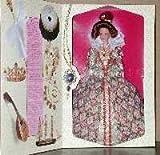 BARBIE poupée ELISABETHAN QUEEN - la reine elisabeth - the great eras collections - mattel 1994 - boite vitrine