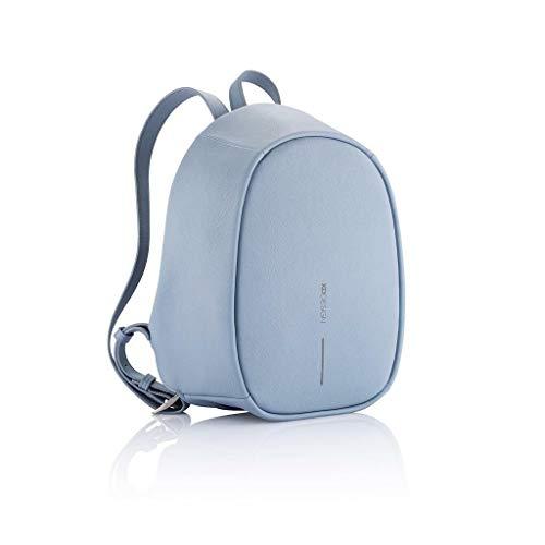 Genuine XD Design Bobby Elle antifurto Zaino Anti-Theft Backpack with USB port (Women's bag) (light blue)