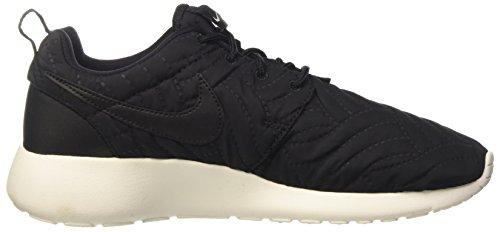 Nike Wmns Roshe One Prm, Scarpe da Ginnastica Donna Nero