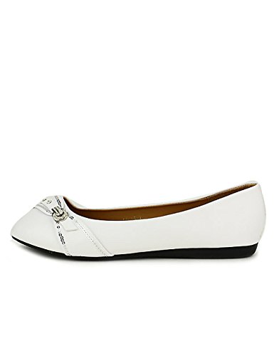 Cendriyon Ballerines Blanches ML Shoes Chaussures Femme
