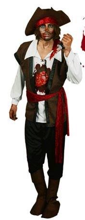 Morph Kostüm Co Schlagen Herz Pirat Stecker Kostüm
