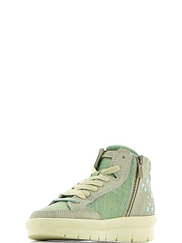 Wrangler , Baskets pour femme - Water green