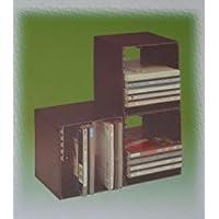Archivador CuboDics 10 CD ( 5 unidades para archivar 50 CD Sencillos ó 20 Dobles )