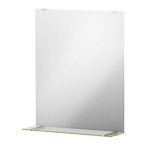 IKEA FULLEN Spiegel mit Ablage; (50x60cm)
