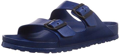 Birkenstock Herren ARIZONA EVA Pantoletten, Blau (Navy 31), 46 EU - Sandale Gepäck