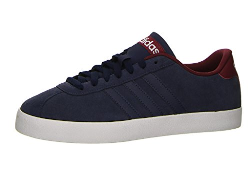 adidas Court Vulc, Zapatillas de Deporte para Hombre, Azul (Maruni / Maruni / Buruni), 43 1/3 EU