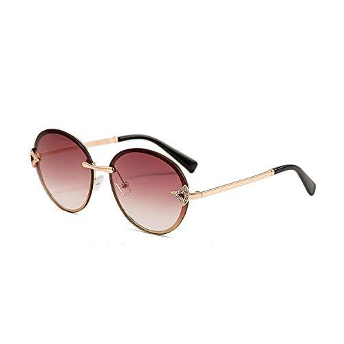 ZYYJ Sonnenbrillen, Sonnenbrillen Damen High-End Sonnenbrillen Fashion UV Sonnenbrillen Damenbrillen Großhandel, Damen Sonnenbrillen@Stil 6