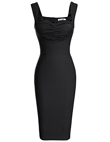 8915eef8adaa MUXXN Vestiti Donna Anni 50 Vintage Vestiti Da Sera Donna Abiti Donna  Eleganti Abiti Donna Eleganti