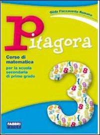Pitagora. Con quaderno di matematica. Per la Scuola media: 3