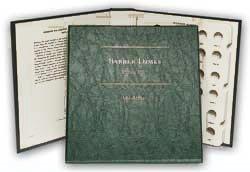 Littleton Barber Dimes 1892-1916 Album LCA60 by Littleton